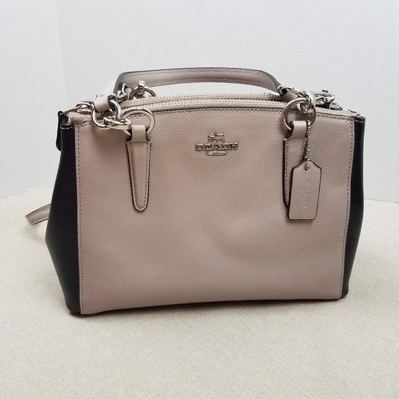 4e5a309c47 Coach Bags | Colorblock Mini Christie Carryall Satchel | Poshmark